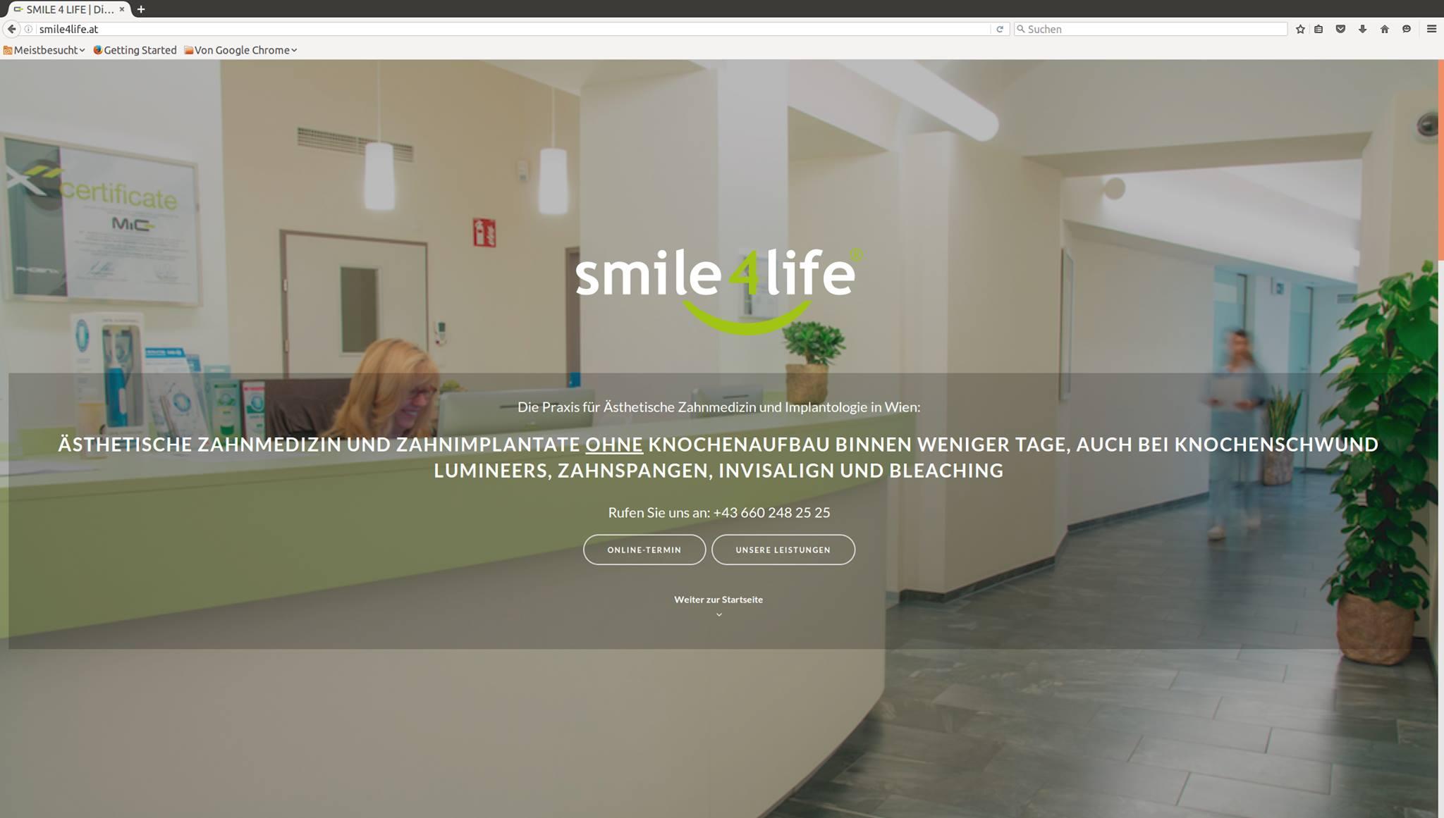 Titelbild smile4life