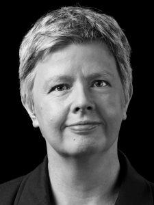 MdA Katina Schubert. Landesgeschäftsführerin der Berliner Linken