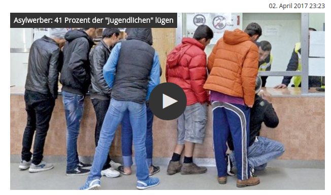 Zeitung Österreich Asylbewerber