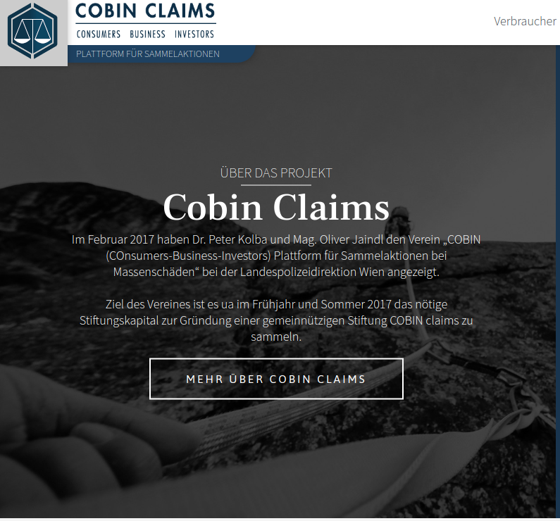 Cobin Claims