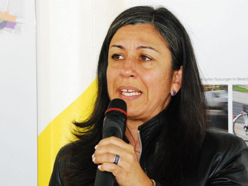 Maria Vassilakou und die Grüne Basis