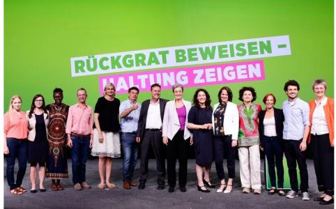 Grüner Bundeskongress 17