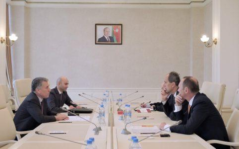 Aserbaidschan und Österreich diskutieren über Aussichten für Entwicklung von interparlamentarischen Beziehungen