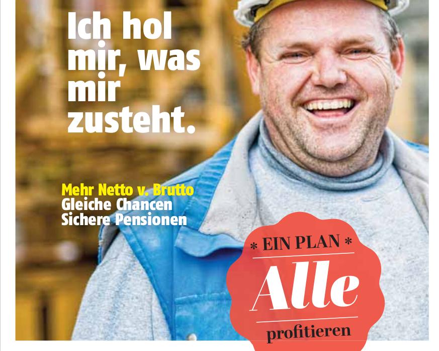 Wahlprogramm der SPÖ