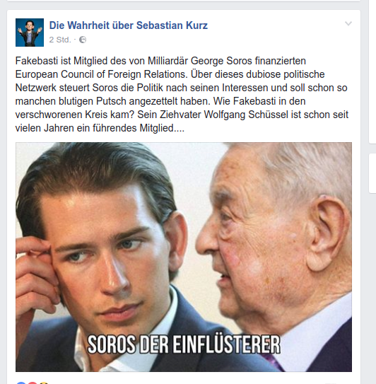 Wahrheit über Sebastian Kurz