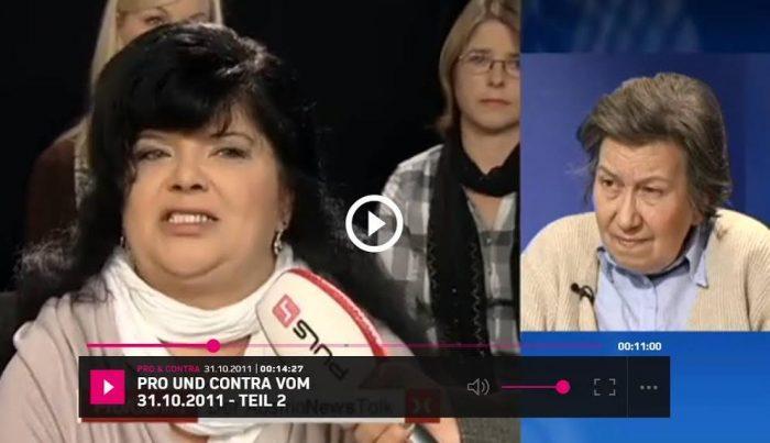 Puls 4 Sendung vom 30.10.2011