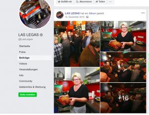 Fotoserie: Ein Abend im Las Legas