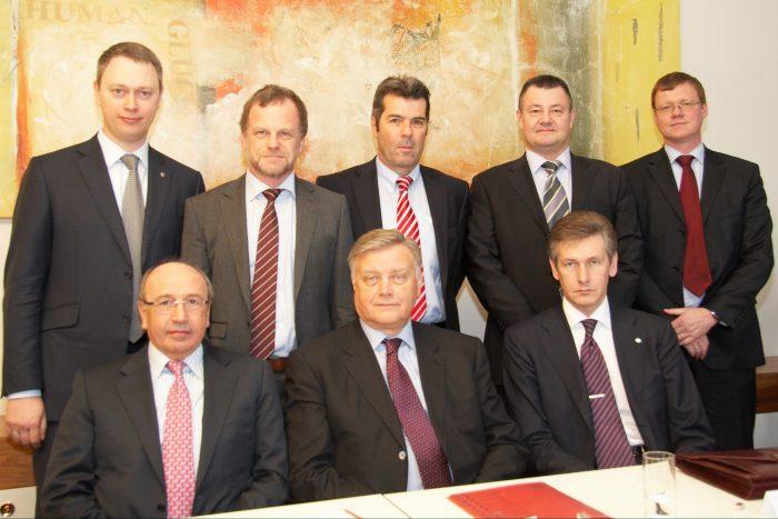 ALPINE Bau GmbH und RZDstroy grŸnden Infrastruktur-Joint Venture (29.01.2010)