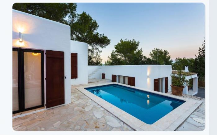 Strache und Gudenus Finca auf Ibiza