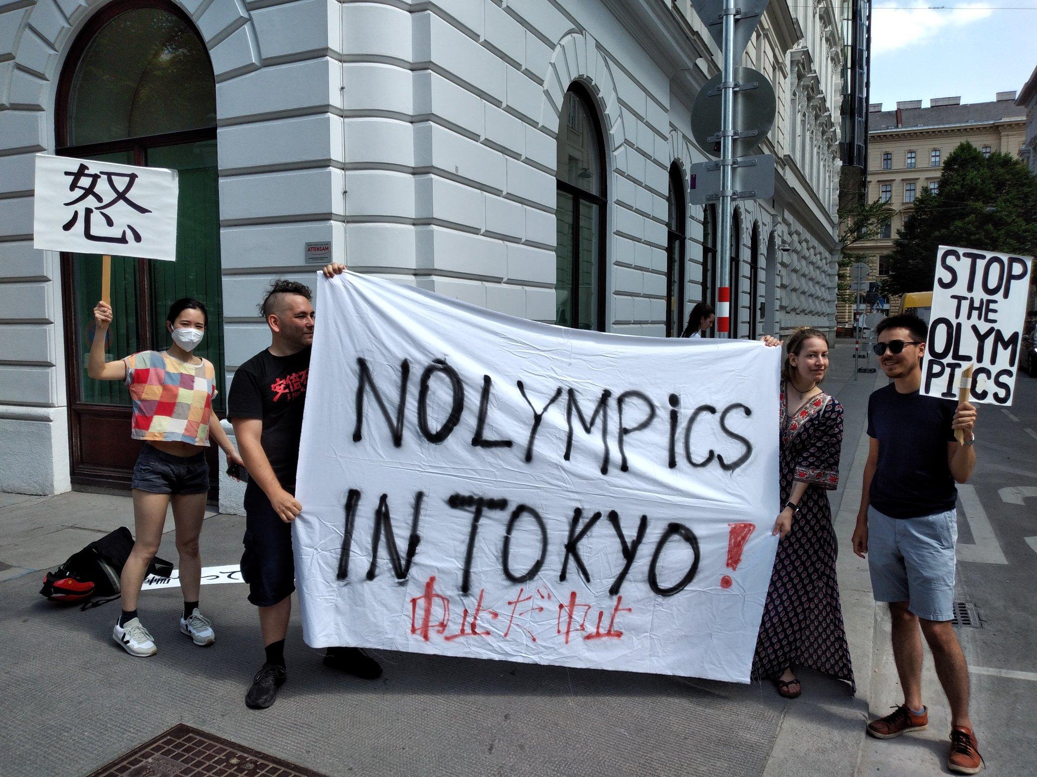 Permalink zu:Olympische Spiele in Japan: Pandemie, Radau-Nationalismus und Korruption