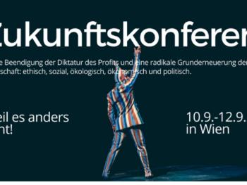 Permalink zu:Zukunftskonferenz in Wien: Antifeminismus, Verschwörungstheorien und Esoterik
